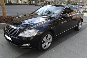 Mercedes-Benz S-Класс V (W221) 350