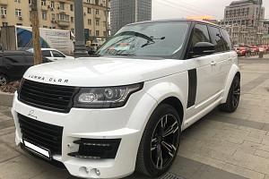 Деньги под залог ПТС авто Land Rover Range Rover IV 5.0 AT