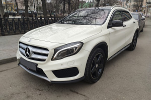 Деньги под залог ПТС авто Mercedes-Benz GLA I (X156) 250