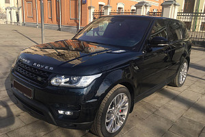 Land Rover Range Rover Sport II 5.0 AT