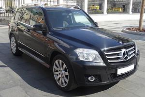 Деньги под залог ПТС авто Mercedes-Benz GLK-Класс I (X204) 350 CDI