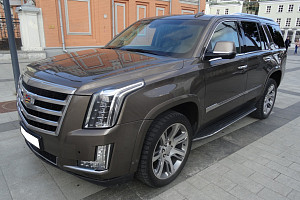 Залог автомобиля Cadillac Escalade (GMT K2) 6.2 4WD AT